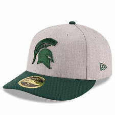 New Era Michigan State Spartans Fitted Hat - NCAA