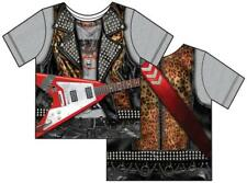 Toddler: RockStar Costume Tee Baby T-Shirt Sublimation Shirt Tee New