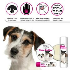 The Blissful Dog JACK RUSSELL TERRIER NOSE BUTTER for Dry, Crusty Dog Noses