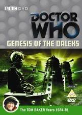 Doctor Who - The Genesis Of The Daleks (DVD, 2006, 2-Disc Set)