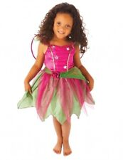 Childrens Girls Mulberry Fairy Costume for Fairytale Fancy Dress