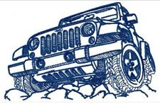 JEEP Towels ~Embroidered Hand, Bath & towel sets~Choose ur Colors~Personalize it