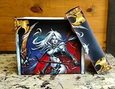 One Officially Licensed Lady Death comic book box! Brian Pulido!