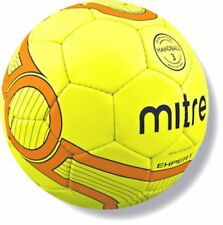 MITRE NETBALL SPORTS TRAINING & PRACTICE RUBBER SURFACE EXPERT HANDBALL SIZE 2-3