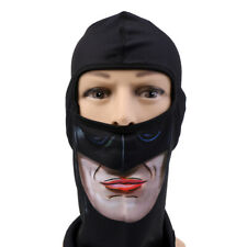 Funny Motorcycle Full Face Mask Bike Bicycle Cycling Ski Neck Protection Hat
