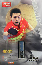 Double Happiness Table Tennis Ping Pong Racket Long Handle 6 Star 6002-BIG Sale