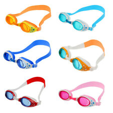Kids Child Anti Fog Swim Goggles Adjustable Swimming Glasses + 2pcs Ear Plug