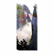 Global Gallery Li Panel by Suzanne Silk Graphic Art Print on Canvas