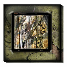 Global Gallery Myriad Textiles by Suzanne Silk Graphic Art Print on Canvas