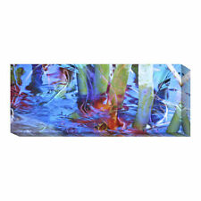 Global Gallery Waterway Prism by Suzanne Silk Graphic Art Print on Canvas