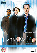Spooks - Series 2 - Complete (DVD, 2011, Box Set)