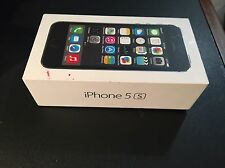 NEW Apple iPhone 5s - 32GB - Space Gray (Factory Unlocked) AT&T T-Mobile GSM