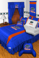 NCAA Florida Gators Sidelines Comforter & Sheets