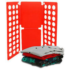 Clothes Casual T-Shirt Folder Magic Folding Board Flip Fold Laundry Adjustable