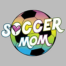 Soccer Mom T Shirt  You Choose Style, Size, Color 20099