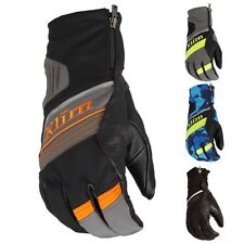 Klim PowerXross Mens Motocross MX Snowmobile Snow Sled Gore-Tex Glove