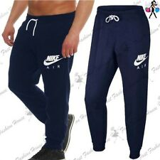 NIKE AIR Mens Fleece Joggers Tracksuit Jogging Bottom Sweat Pants Track S M L XL