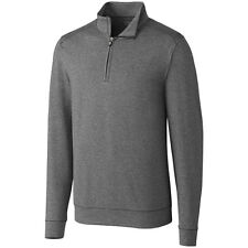 Cutter & Buck Mens Shoreline 1/2 Zip Pullover