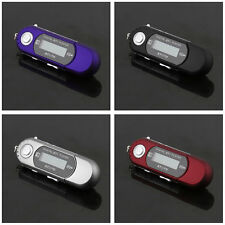 USB 2.0 Flash Drive LCD MP3 Music Player With FM Radio Voice Recorder  GF Mini
