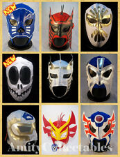 MEXICAN WRESTLING MASKS Costume, Mask, Lucha Libre, Fancy Dress! [CHOOSE!]