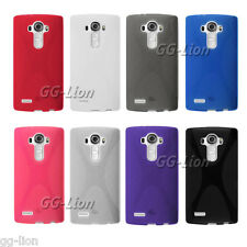 X-line TPU Gel Skin Case Cover For LG G4