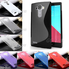 For LG G4 S-line TPU Gel Skin Case Cover