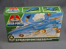 1989 Kenner Mega Force V-ROCS Stratofortress Air Superiority Bomber Jet NMISB