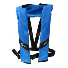 Adult Manual Inflatable PFD Life Jacket Safety Life Vest for Water Sports