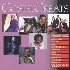 Gospel Greats [Polygram Special Markets] by Various Artists (CD, 1997, PSM) NEW!