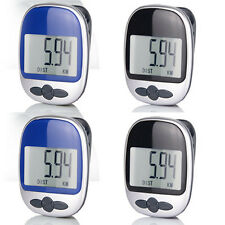 Digital LCD Pedometer Jogging Running Step Walking Distance Counter Mini New
