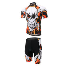Cycling Jersey Sets Outdoor MTB Bike Riding Short Sleeve Set Quick-dry Summer