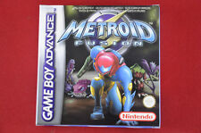 Metroid Fusion (new old stock) | Nintendo Game Boy Advance  - Region Free