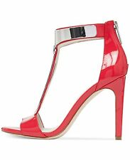 BCBGeneration Womens CYPRIA Open Toe Special Occasion T-Strap Sandals