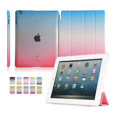 Ultra Slim Magnetic Leather Smart Cover Case For Apple iPad Pro ipad mini Air 2