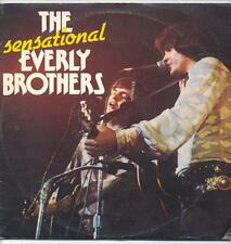 """EVERLY BROTHERS - THE SENSATIONAL EVERLY BROTHERS - 12"""" VINYL LP (DOUBLE)"""