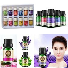 100% Pure & Natural Essential Oils Aromatherapy 3ml & 10ml 12 Scent