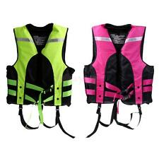 Adult Kids Float Swimming Aid Life Jackets Buoyancy Vest Safety Flotation Device