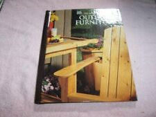Outdoor Furniture (Art of Woodworking) Spiral bound Book The Cheap Fast Free