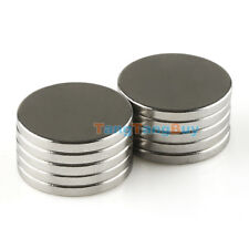 "10/50 Pcs Strong Round Disc Magnets 16x2mm(0.63x0.078"") Rare Earth Neodymium N50"