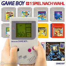 Nintendo GameBoy Classic Console #grey among other things with Super Mario,