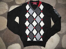GUC RA-RE RA RE EURO BOUTIQUE BOYS WOOL SWEATER PULLOVER 6 7 8 MADE IN ITALY