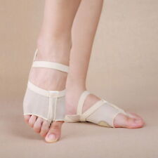 Lyrical Toe Undies Dance Paws Belly Ballet Foot Thong Shoes Cushion Pads