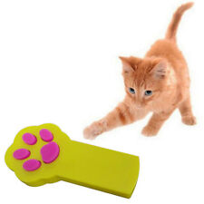 Pet Cat Dog Toy Interactive Automatic Red Laser Pointer Exercise Toy Pet Toy New