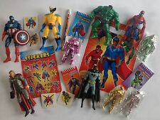Superhero party supplies - party bag fillers / favours (**see listing for qty**)