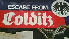 ESCAPE FROM COLDITZ - Board Game - Gibson Games - SPARES - Complete your game !