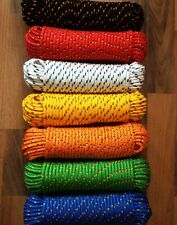 Universal Rope 4-16 mm,30m ,Braided rope,Polypropylene Ropes,Accessory cord,PP