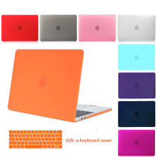 For Macbook Pro 13 15 Touch Bar 2017 New Hard Case Cover  A1707  A1706