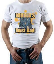 Worlds Best Farter, I Mean Father T-Shirt Fathers Day Best Dad Gift Idea Tee