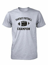 Hot4TShirts Fantasy Football Champion Funny T-Shirt For Men
