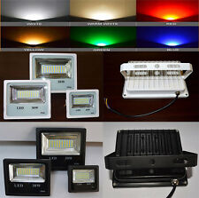 20/30/50/100/150/200W SMD Led white/warm/red/green/blue Outdoor FloodLight IP66